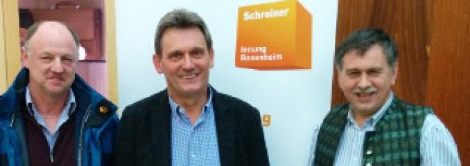 Schreiner-Innung mit neuem Obermeister