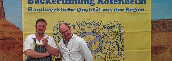 Innungsbetriebe auf der MESSE in Rosenheim