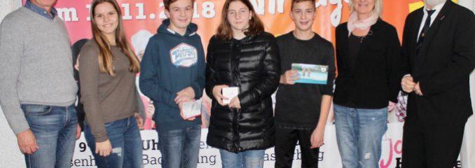 Sieger stehen fest  –   Gewinnspiel  JOBSTART AUSBILDUNGSMESSE