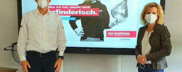 MdB Daniela Ludwig im Gespräch mit den Innungen der Region Rosenheim