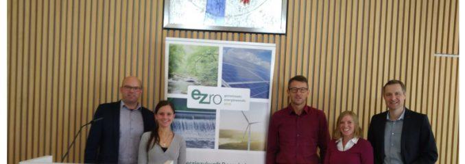 Kreishandwerkerschaft unterstützt ezro – Gremiumssitzung mit Rudi Schiller